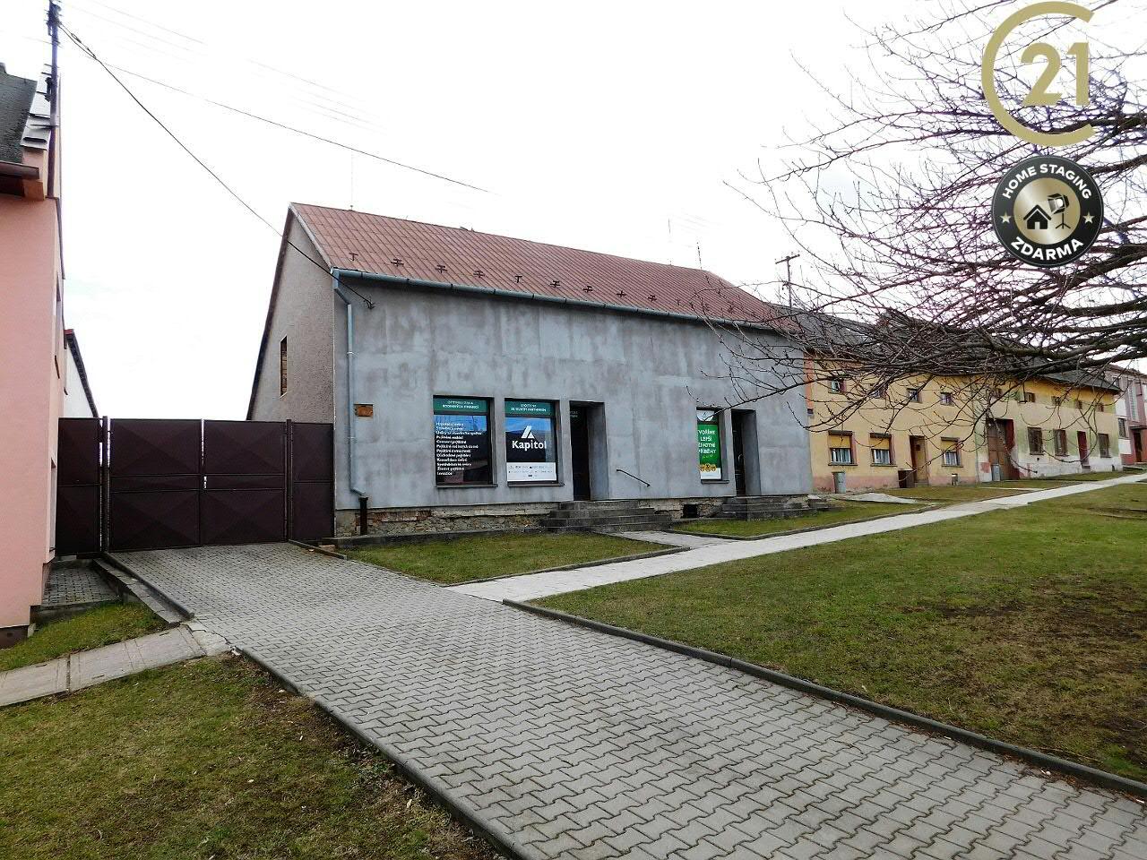 RD 2+KK Morkovice, Náměstí 109